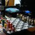 LEGO combatible Polypanels (V1)! Make your own table top games! image