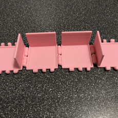 Polypanel internal container spacer