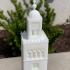 Koutoubia Minaret - Marrakech, Morocco print image