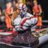 Kratos Bust GOW III image