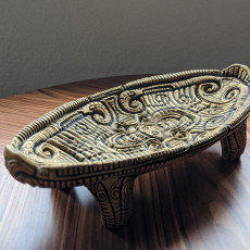 Picture of print of Decorative tray