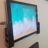 IOS/Android Tablet & Phone Simple Wall Mount (Ipad/Samsung etc) image