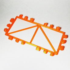 Polypanels // 2x1 Trussty Panel