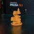 3DPIAwards trophy print image