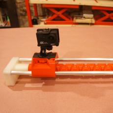 Mechanically Automated Camera Slider