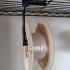 Filament Spool Holder for Wire Shelf image