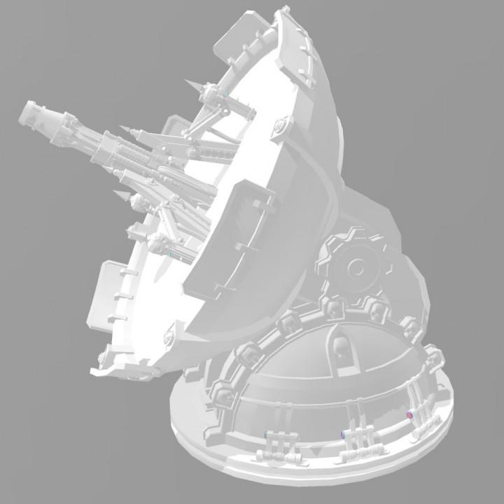 Radar Sci Fi - Scenery 40k