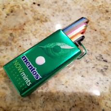 Fila-Mint! Pocket Size Mini Filament Swatch