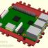 PolyPanel Raspberry Pi holder image