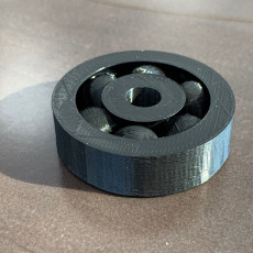 Picture of print of Ball bearing