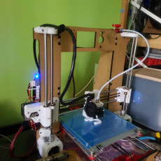 Anet A6 to I3 style Z axis AneTsa Upgrade