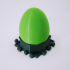 Poly Panel Egg Holder print image