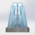 Trophy for 3D printing industry awards 2019 image