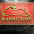 Rabbitohs Key Ring image
