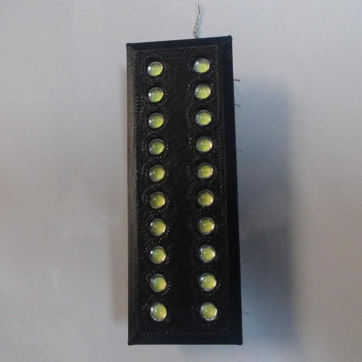 20 Channel LED Mount Indicator Lights