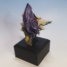 Picture of print of The Soul Stealer - Bust
