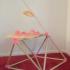 rhombus polypanel wood dowel joint print image