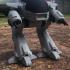 RoboCop Ed 209 print image