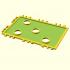 PolyPanel Customizable Multi-side Rectangle OpenSCAD design image