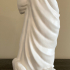 Statue of Asclepius print image