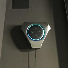 Echo Dot 3G Wall Mount - Critter Hitters