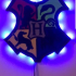Harry Potter Crest Light Up Wall Mount image