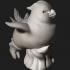 Fat chocobo mount Final Fantasy XIV image