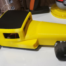 Picture of print of OpenRC Ossum RaceRod