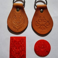 Leather Stamp