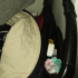 Organizer fastener for bugaboo stroller image