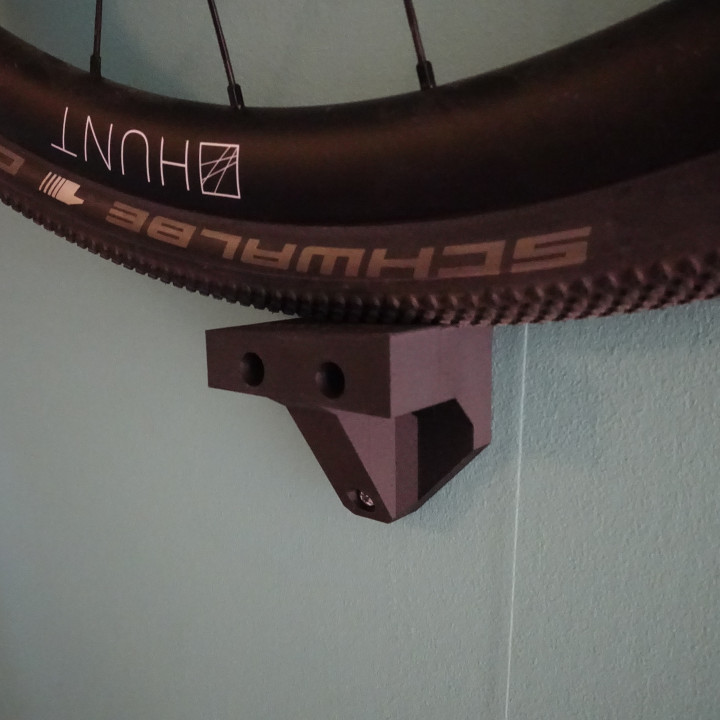 Road/Gravel/CX bike wall stand/mount