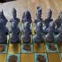 Egyptian Chess Alive vs Dead image