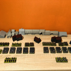 Picture of print of Scenery pack 1 - Epic History Battle - Bundle