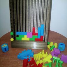 Dados Tetris