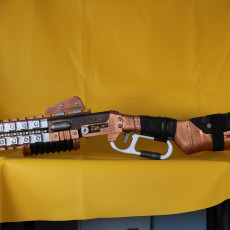 Picture of print of Apex Legends PeaceKeeper Shotgun (Correct size)
