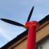 MicroWind - The Raspberry Pi Windmill image