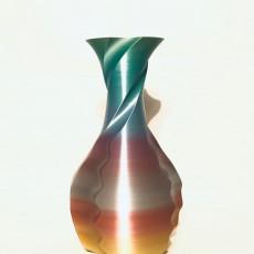 Shake & twist vase
