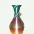 Shake & twist vase image