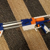 Caliburn Mag-Fed Pump-Action Nerf Blaster image