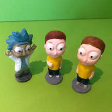 Picture of print of Tiny Morty:  Shocked version Esta impresión fue cargada por Dawn Walrond