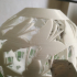butterfly lamp shade image