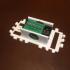 Polypanel 9v battery holder (2 Squares) image