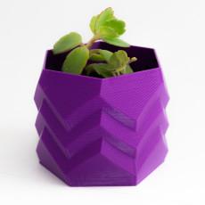 Flower Pot 01 - Maceta 01