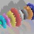 Wind Up Polypanel Mechanism image