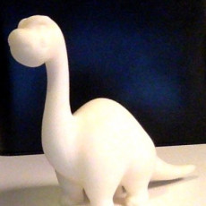 Picture of print of Cartoon Dino