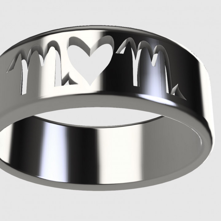 Mom Ring/Mothers Day (Makes a great gift!)