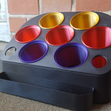 Picture of print of Desk Organizer: Tubes Edition This print has been uploaded by Stiven Bünger