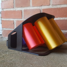 Picture of print of Desk Organizer: Tubes Edition
