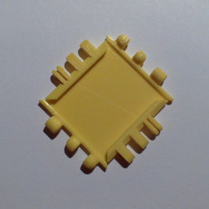 Fillygons Polypanel square adapter tiles