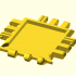 Fillygons Polypanel square adapter tiles image